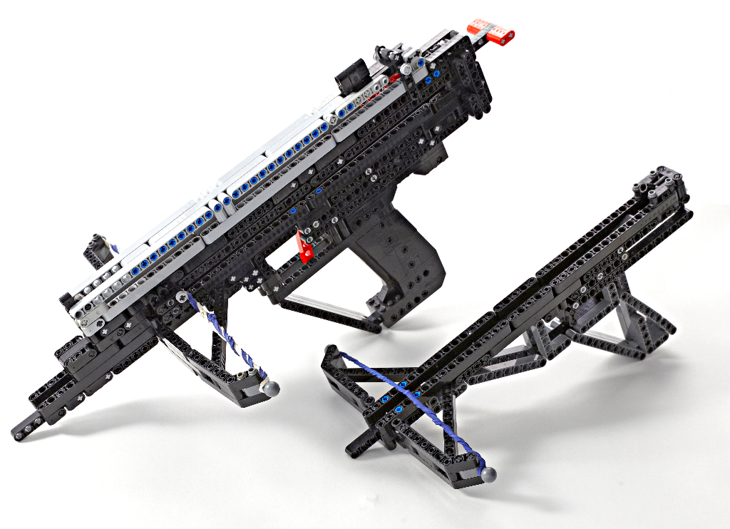 Xubor 187 Elite Weapons For Lego 174 Fanatics