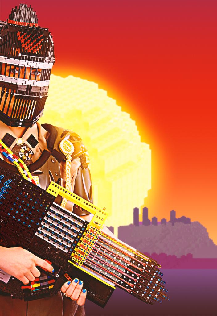 Xubor 187 Elite Weapons For Lego 174 Fanatics